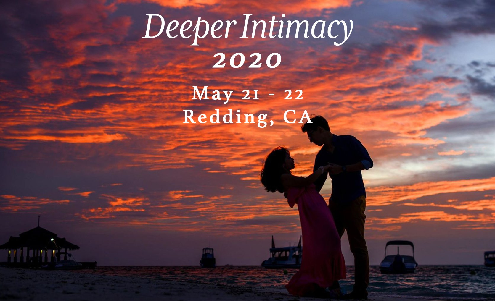 Homepage Event – Deeper Intimacy Live