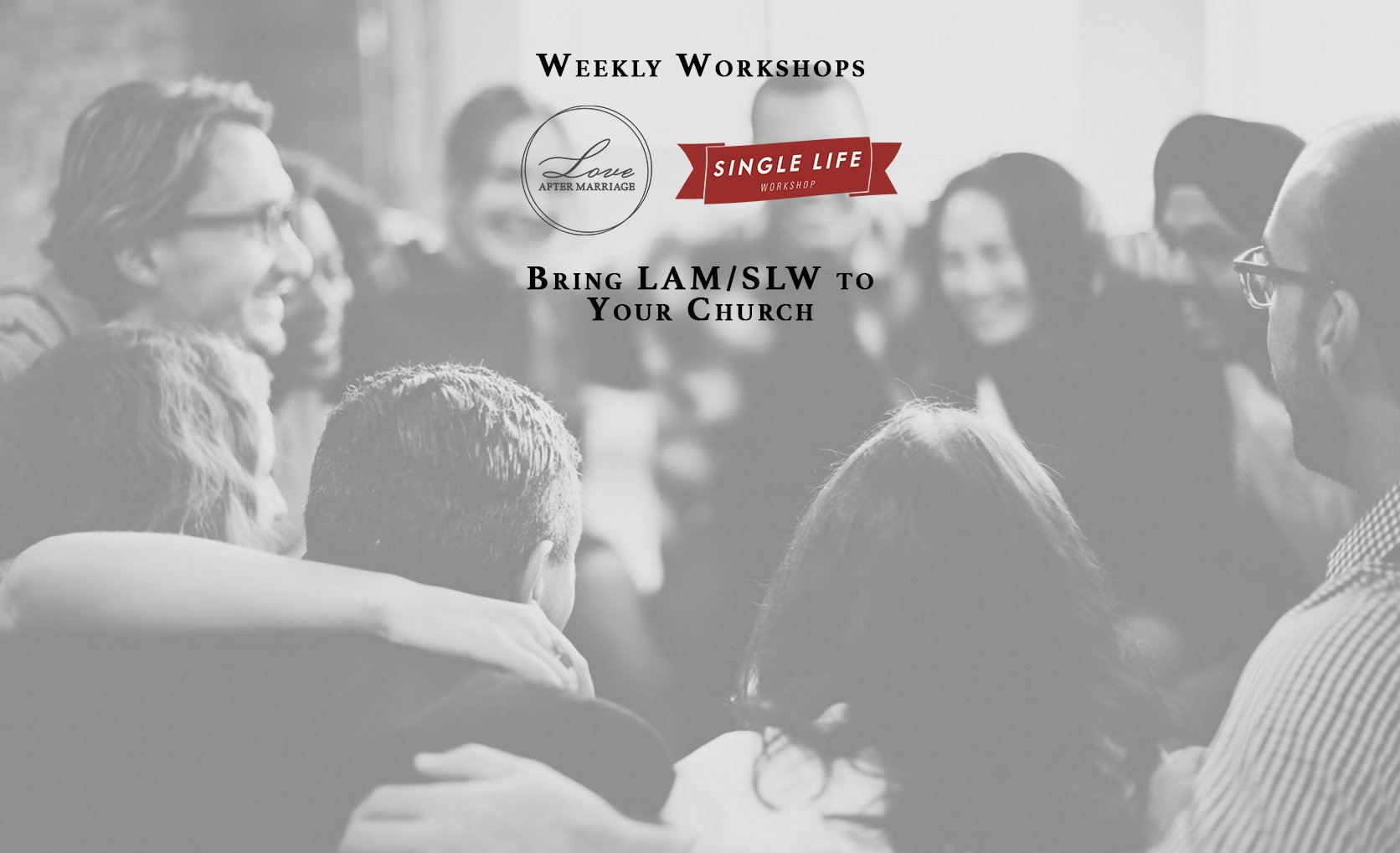 Homepage Weekly Workshops